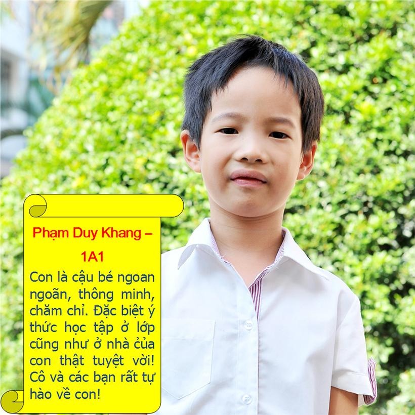 Hs tieu bieu t9 02 Student of the month – September