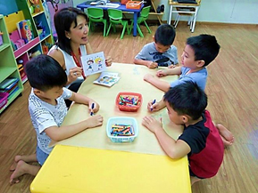 Learning centers what how and why 3 Khu học tập – Là gì, như thế nào và tại sao?
