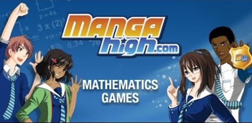 Toán Mangahigh 1 Chơi game cùng toán Mangahigh