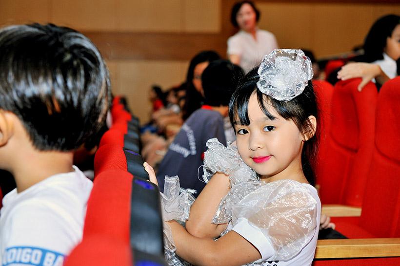 """Me va co 2 nguoi me hien 2 Trường Tiểu học Hanoi Academy với chuyên đề sinh hoạt tập thể """"Mẹ và Cô – Hai người mẹ hiền"""""""