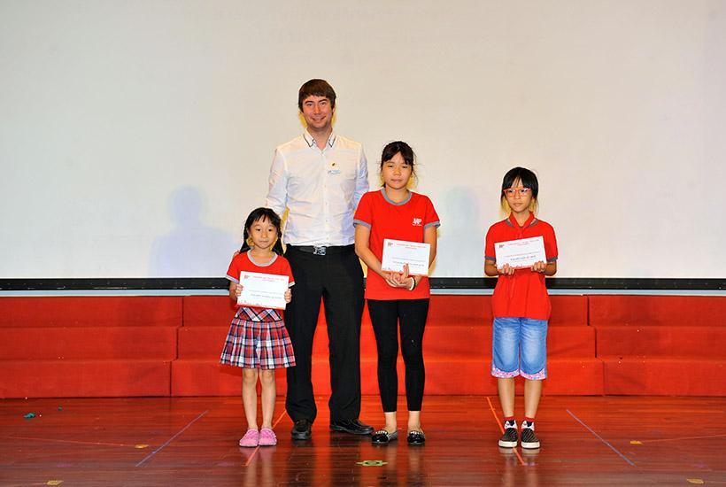"""Me va co 2 nguoi me hien 9 Trường Tiểu học Hanoi Academy với chuyên đề sinh hoạt tập thể """"Mẹ và Cô – Hai người mẹ hiền"""""""