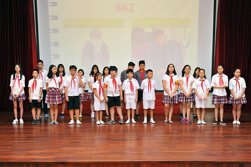 Học sinh xuất sắc Sao tháng 9