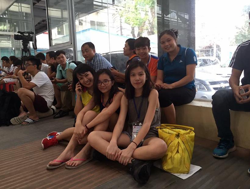 THCS noi hoi tu VDV vang 10 Trường THCS Hanoi Academy – Nơi hội tụ những VĐV vàng