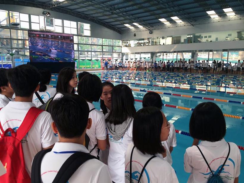 THCS noi hoi tu VDV vang 11 Trường THCS Hanoi Academy – Nơi hội tụ những VĐV vàng