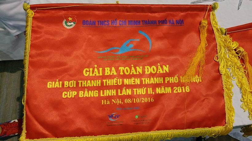 THCS noi hoi tu VDV vang 2 Trường THCS Hanoi Academy – Nơi hội tụ những VĐV vàng