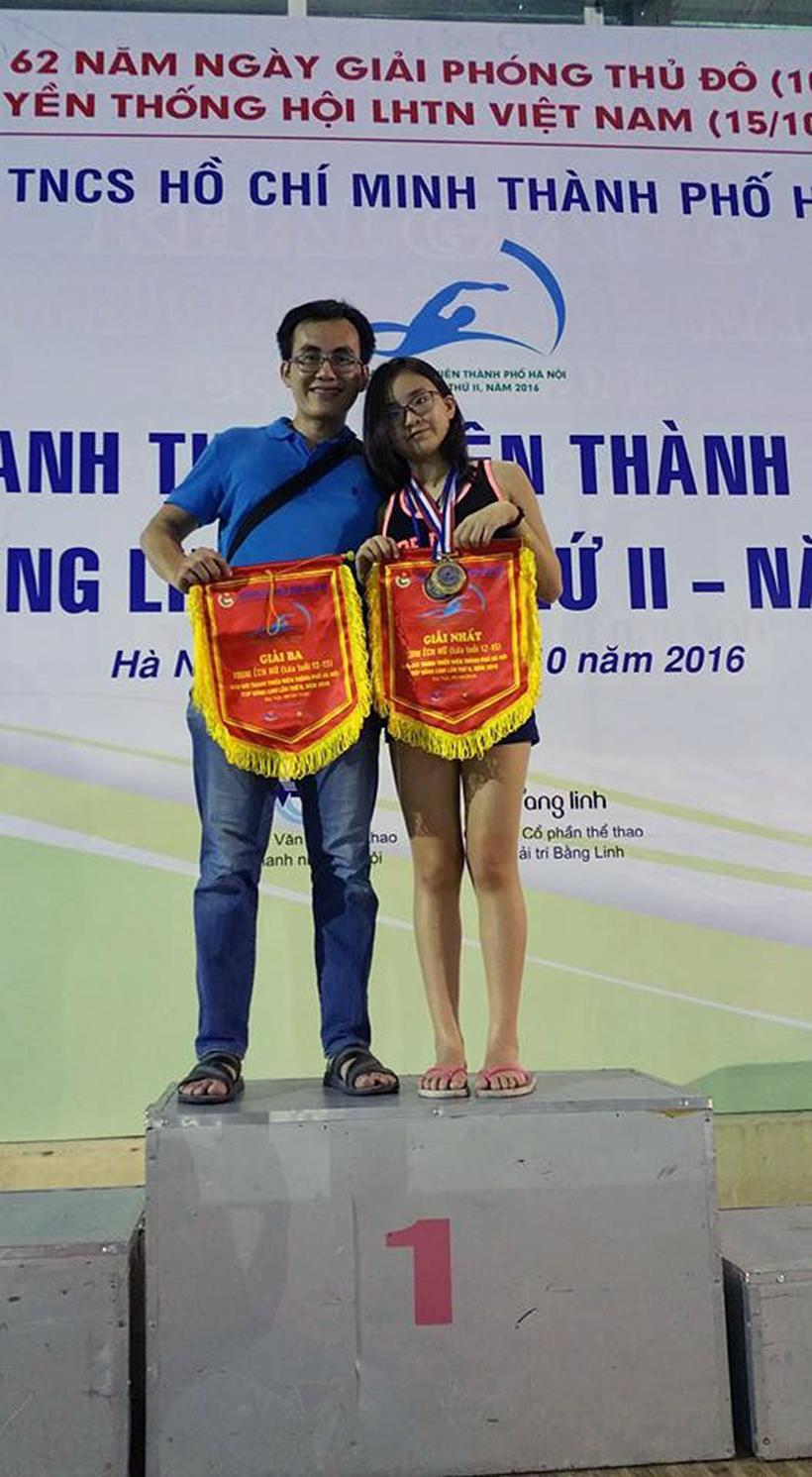 THCS noi hoi tu VDV vang 3 Trường THCS Hanoi Academy – Nơi hội tụ những VĐV vàng