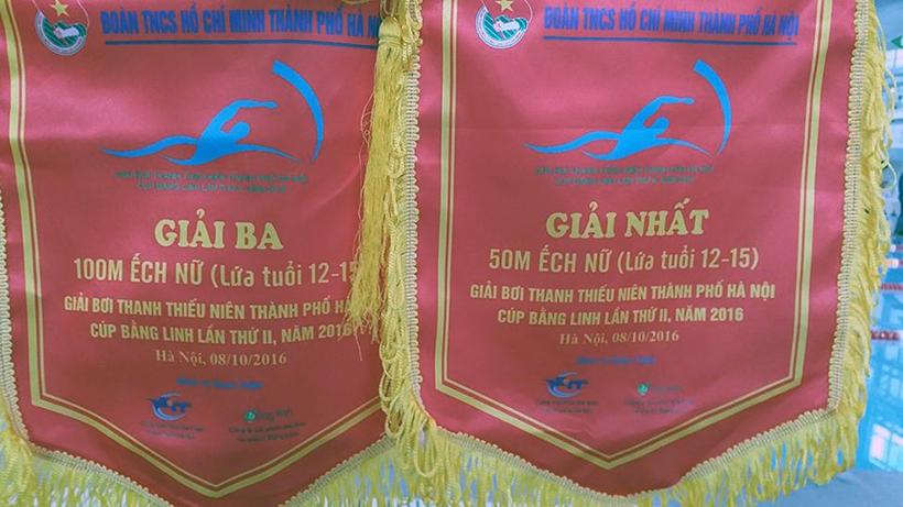 THCS noi hoi tu VDV vang 5 Trường THCS Hanoi Academy – Nơi hội tụ những VĐV vàng