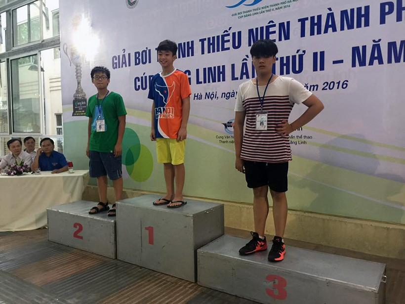 THCS noi hoi tu VDV vang 8 Trường THCS Hanoi Academy – Nơi hội tụ những VĐV vàng
