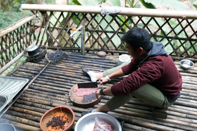 Cuoc thi nau an giua nui rung 2 Cuộc thi nấu ăn ở giữa núi rừng