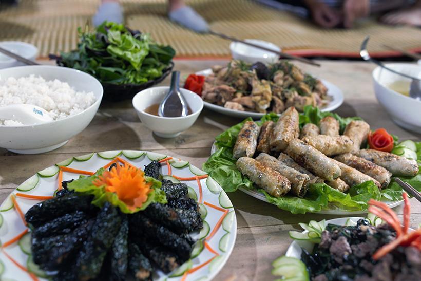 Cuoc thi nau an giua nui rung 6 Cuộc thi nấu ăn ở giữa núi rừng