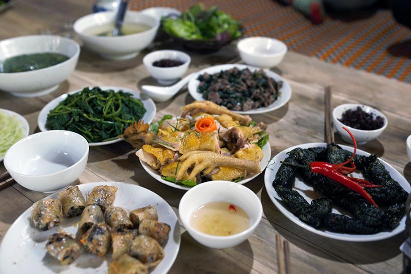 Cuoc thi nau an giua nui rung 7 Cuộc thi nấu ăn ở giữa núi rừng