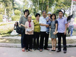 Gia đình thân yêu!