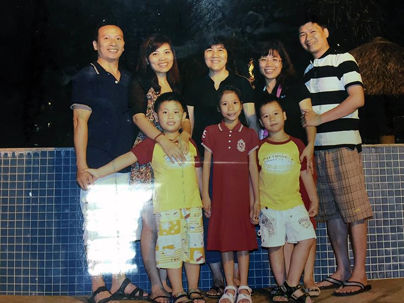 Gia dinh than yeu 07 Gia đình thân yêu!