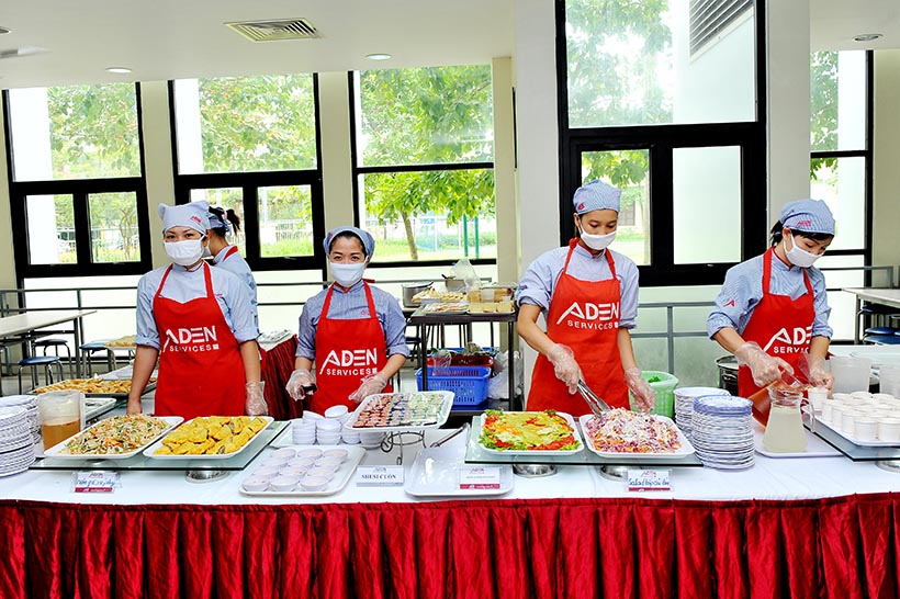 HA Bakery 14 Hanoi Academy bakery