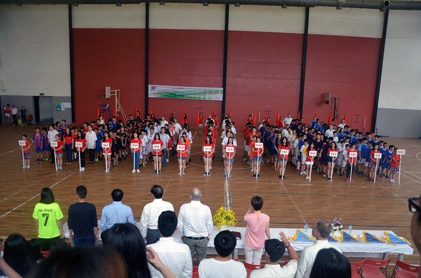 HKPĐ C2,C3 1 Hội khỏe Phù Đổng – Nơi thể thao tỏa sáng