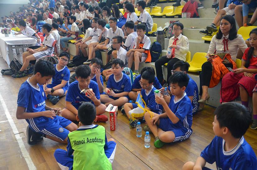 HKPĐ C2,C3 11 Hội khỏe Phù Đổng – Nơi thể thao tỏa sáng