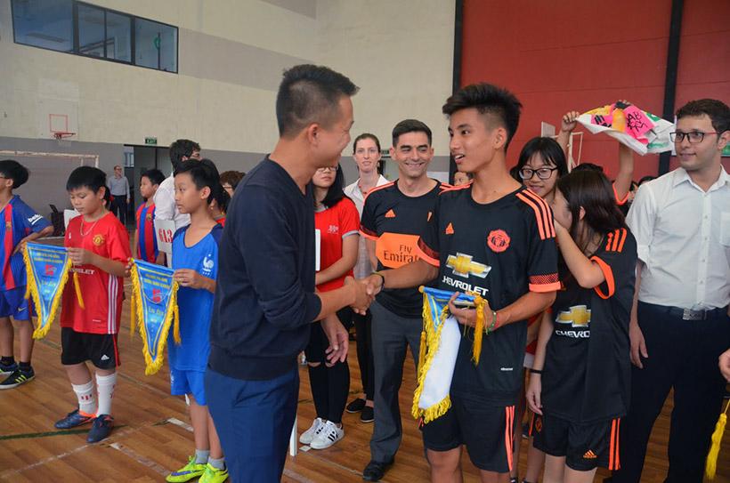 HKPĐ C2,C3 4 Hội khỏe Phù Đổng – Nơi thể thao tỏa sáng