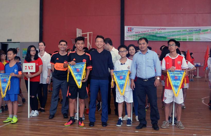 HKPĐ C2,C3 5 Hội khỏe Phù Đổng – Nơi thể thao tỏa sáng