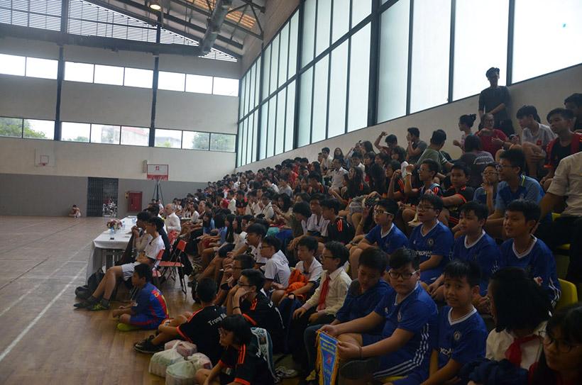 HKPĐ C2,C3 6 Hội khỏe Phù Đổng – Nơi thể thao tỏa sáng
