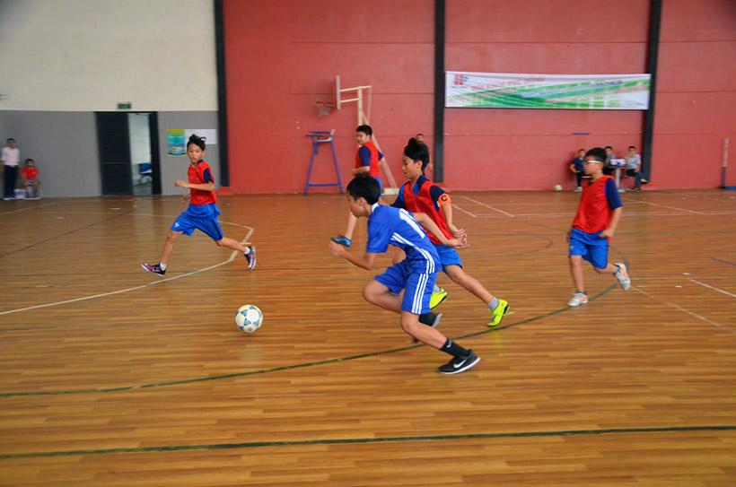 HKPĐ C2,C3 9 Hội khỏe Phù Đổng – Nơi thể thao tỏa sáng