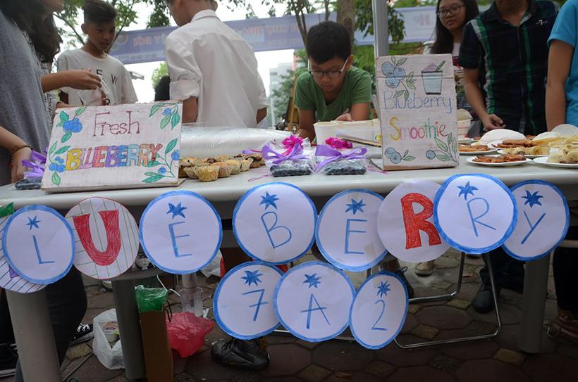 """Hoa qua mien nhiet doi 9 Buổi sáng sôi động tại hội chợ và triển lãm """"Hoa quả miền nhiệt đới"""""""