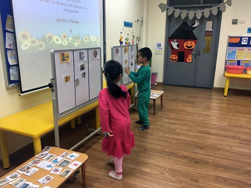Hoc KNS cho tre nho 3 Trang bị kĩ năng sống với trẻ nhỏ không bao giờ là quá sớm!