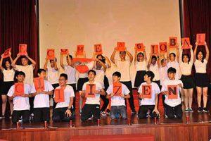 Câu chuyện về Halloween tại Hanoi Academy