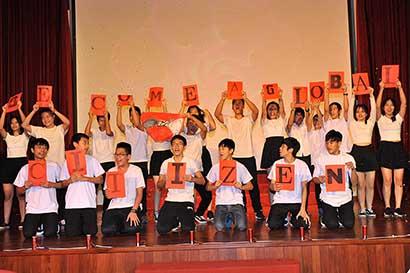 Ngay le Halloween 2 Câu chuyện về Halloween tại Hanoi Academy