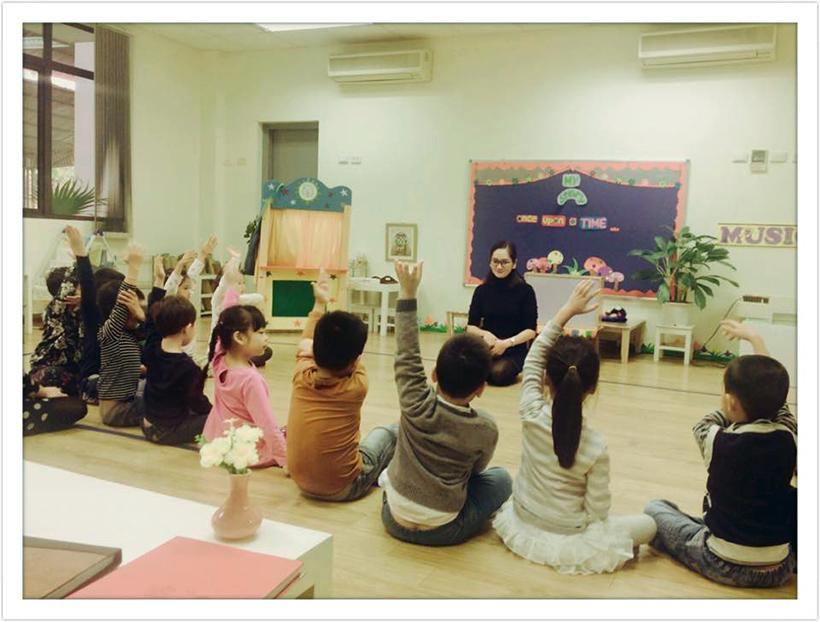 """Phat trien ngon ngu cho tre 6 Chuyên đề """"Phát triển ngôn ngữ cho trẻ thông qua kể chuyện sáng tạo"""""""
