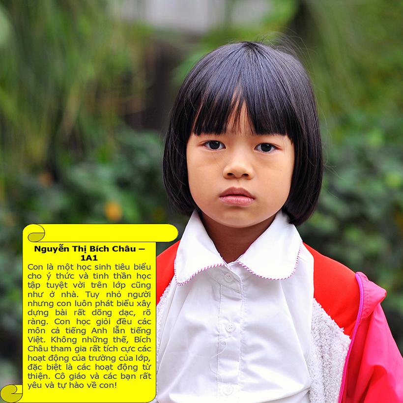 Student of the month 11 1 Student of the month – November