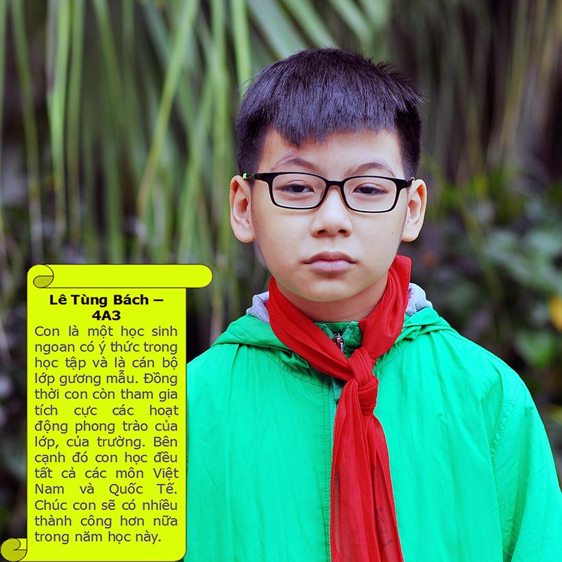 Student of the month 11 11 Student of the month – November