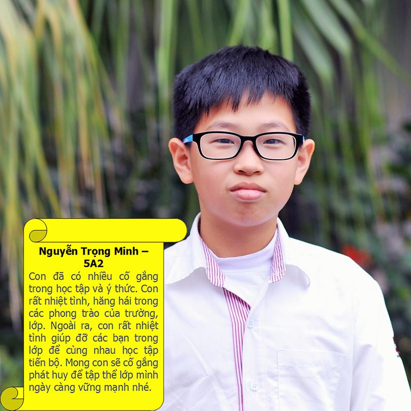 Student of the month 11 13 Student of the month – November