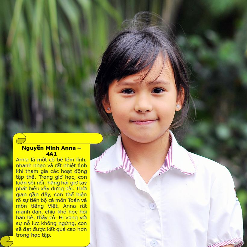 Student of the month 11 9 Student of the month – November