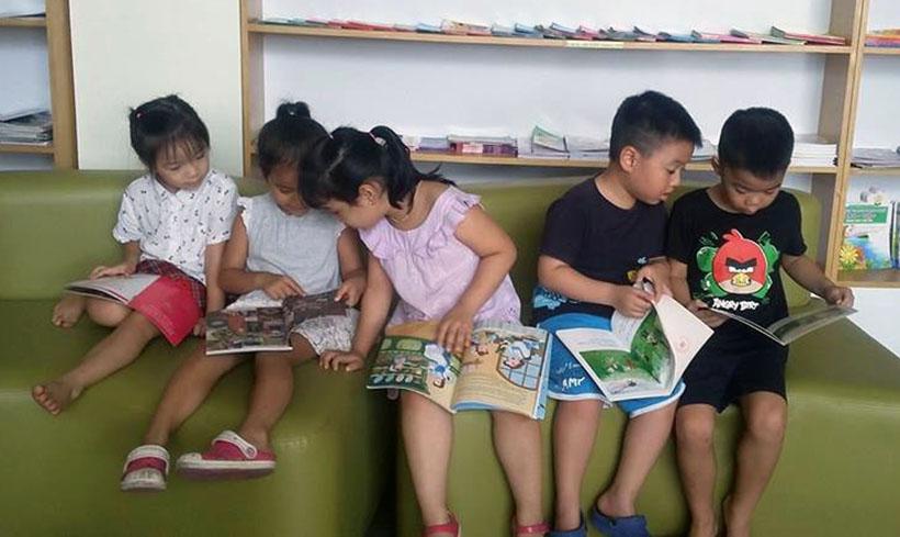 Tao cho tre thoi quen doc sach 1 tạo cho trẻ thói quen đọc sách ngay từ nhỏ