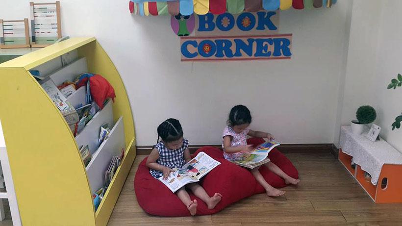 Tao cho tre thoi quen doc sach 2 tạo cho trẻ thói quen đọc sách ngay từ nhỏ
