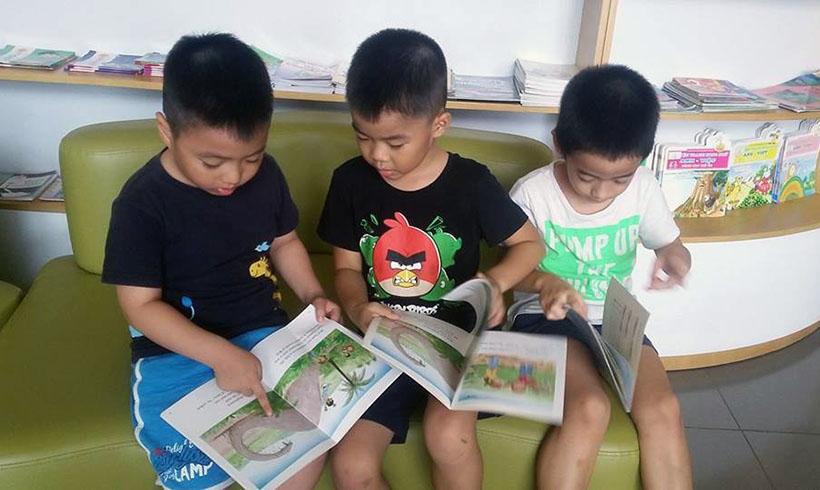 Tao cho tre thoi quen doc sach 3 tạo cho trẻ thói quen đọc sách ngay từ nhỏ