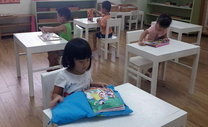 Tao cho tre thoi quen doc sach 4 tạo cho trẻ thói quen đọc sách ngay từ nhỏ