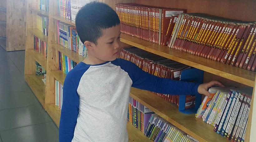 Tao cho tre thoi quen doc sach 5 tạo cho trẻ thói quen đọc sách ngay từ nhỏ