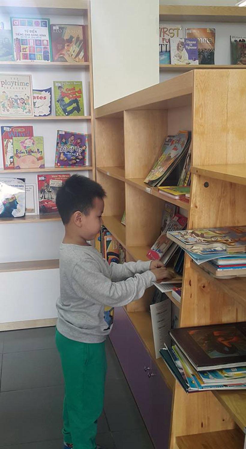 Tao cho tre thoi quen doc sach 6 tạo cho trẻ thói quen đọc sách ngay từ nhỏ