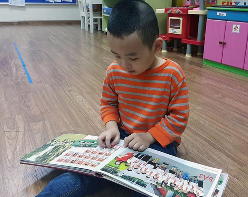 Tao cho tre thoi quen doc sach 7 tạo cho trẻ thói quen đọc sách ngay từ nhỏ
