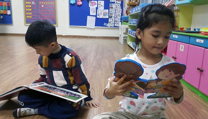Tao cho tre thoi quen doc sach 8 tạo cho trẻ thói quen đọc sách ngay từ nhỏ