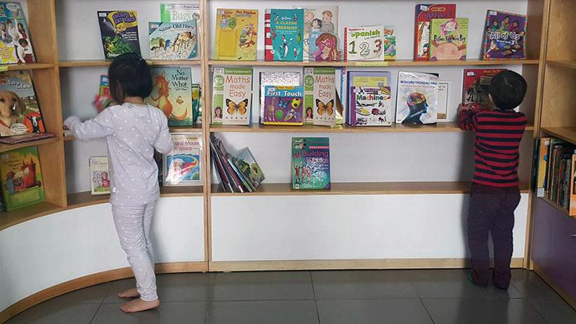 Tao cho tre thoi quen doc sach 9 tạo cho trẻ thói quen đọc sách ngay từ nhỏ