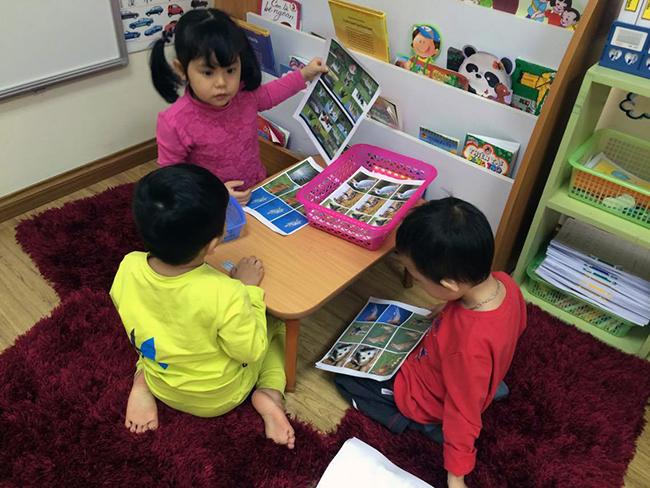 Boi duong tinh yeu thuong dong vat 7.2 Bồi dưỡng tình yêu thương loài vật cho trẻ