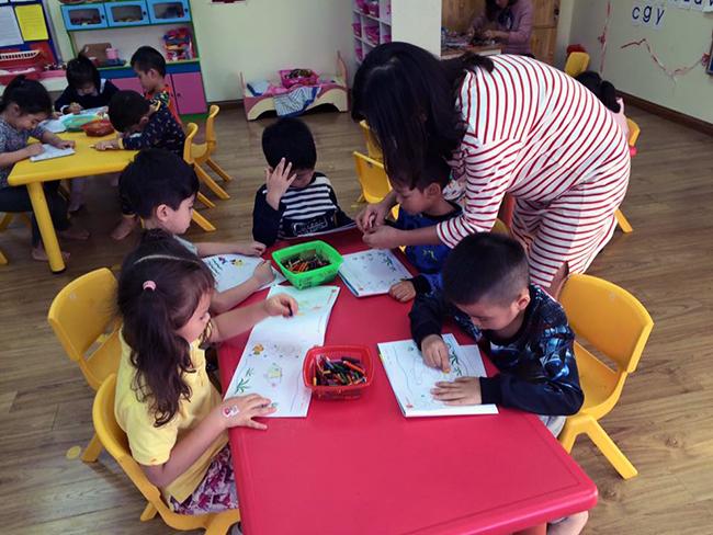 Boi duong tinh yeu thuong dong vat 8.5 (2) Bồi dưỡng tình yêu thương loài vật cho trẻ