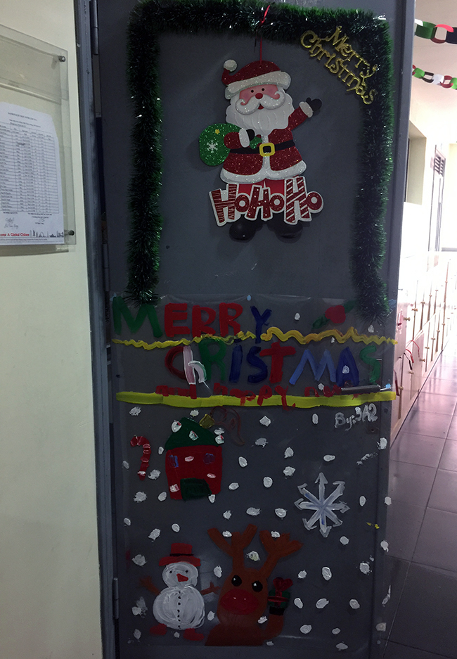 Christmas is coming to school 17 Christmas is coming to … school
