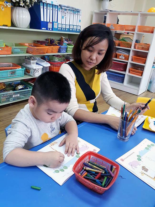 Cung be hoc ve 11 Hãy cùng bé học vẽ!