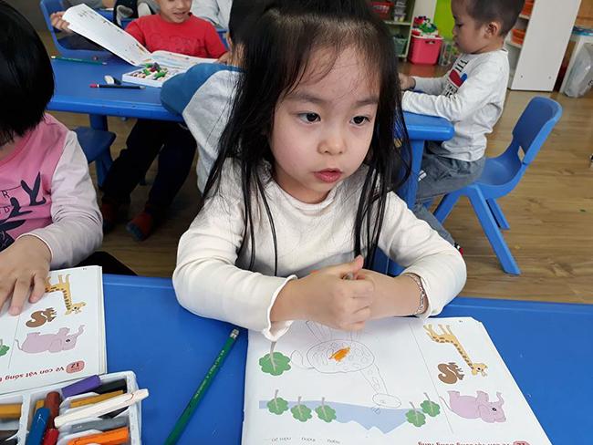 Cung be hoc ve 12 Hãy cùng bé học vẽ!