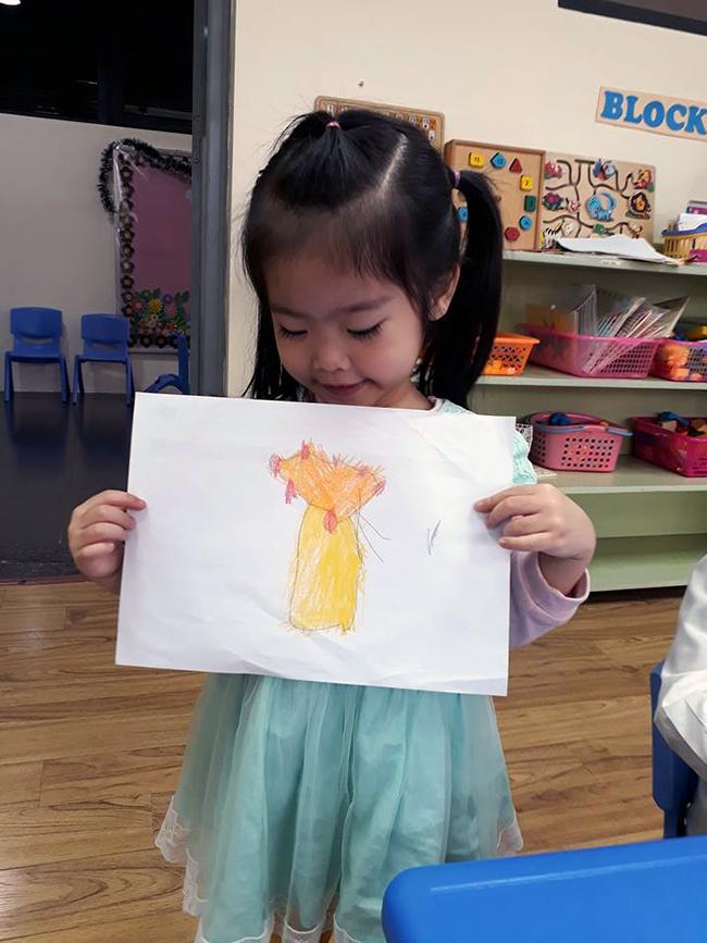 Cung be hoc ve 15 Hãy cùng bé học vẽ!