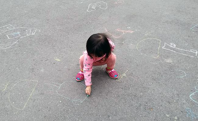 Cung be hoc ve 19 Hãy cùng bé học vẽ!