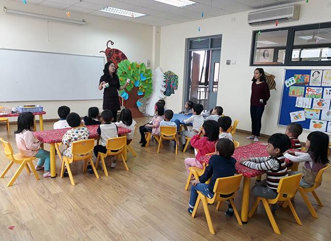 Cung be hoc ve 5 Hãy cùng bé học vẽ!